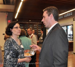 Award Reception, June 3, 2015 - 52 of 63